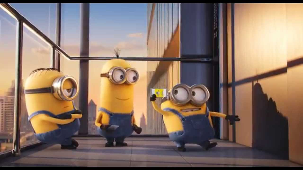 vivo Smart Phone - Minions (TVC) - YouTube