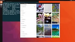 Ubuntu 18.04 with Unity 8 (alpha) thumbnail