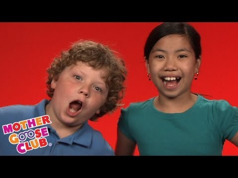 Buckle My Shoe - Mother Goose Club Playhouse Kids Video