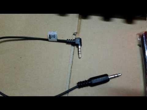 Tape Mobil Audio Konektor