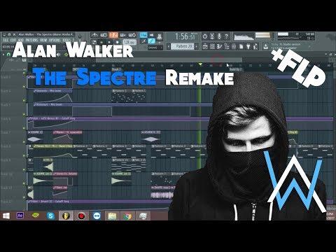 Fl Studio | Alan Walker The Spectre Remake | + Free FLP