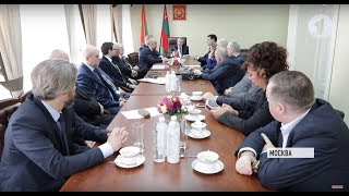 Смотреть видео #КЭБ_Итоги. Признание Приднестровья: диалог в Москве онлайн