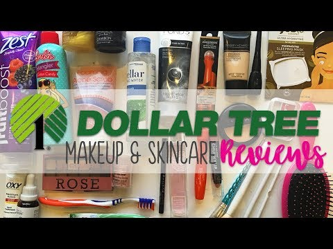 FAVS & FAILS | DOLLAR TREE MAKEUP & SKINCARE REVIEWS | FEBRUARY 4, 2019