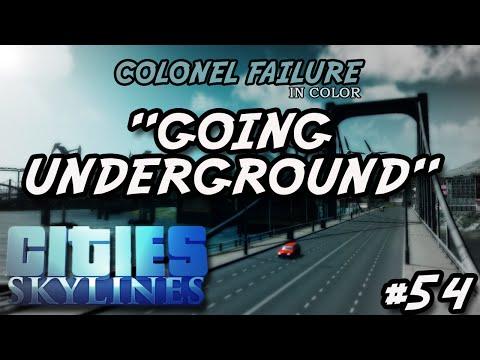 Cities Skylines #55 : The power of the underground