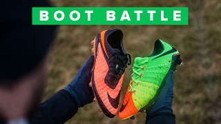 BEST HYPERVENOM EVER?! Hypervenom 3 vs Hypervenom 1