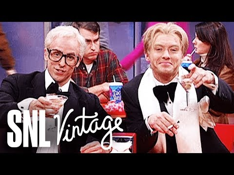The Adventures of Peter O'Toole and Michael Caine - SNL