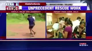 Media interventions during the Kerala flood relief work