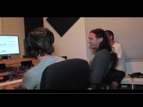Behind the scenes with Tim Lambesis and Austrian Death Machine