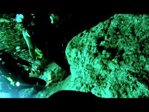 Ginnie Springs Cavern Dive 3