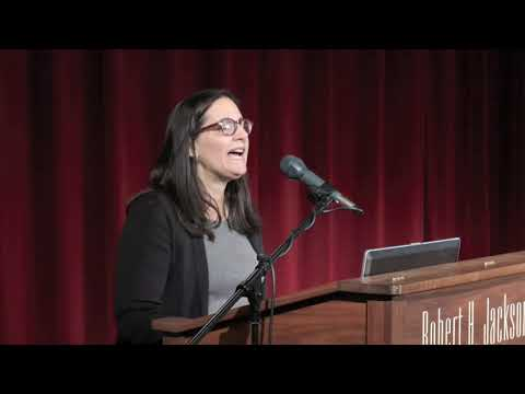 Robert H. Jackson Center conference (2017) on Immigration, Security & American Values, part 3 of 3