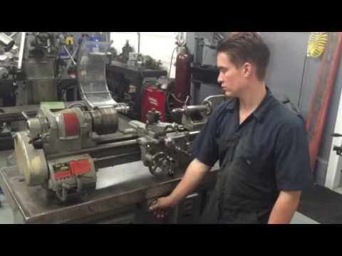 FOR SALE South Bend Lathe Heavy 10 Precision Metal Lathe