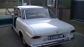 Ford Taunus 12M coupe 1965 2 owners  -VIDEO- www.ERclassics.com