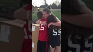 Sensational Sibling Christmas Surprise
