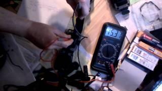Проверка катушки зажигания Citroen С4(, 2014-12-29T14:16:42.000Z)