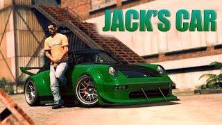 gTA V Overheat - How to make Jack's car