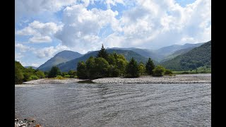 Ennerdale Water , Lake District, UK, 2021