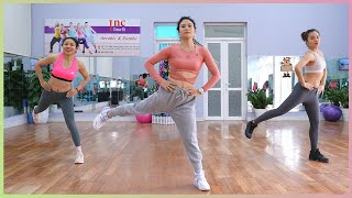 LEGS + ARMS + BELLY + HIPS EXERCISE   10 Simple & Effective Workout at Home   Lesson 1
