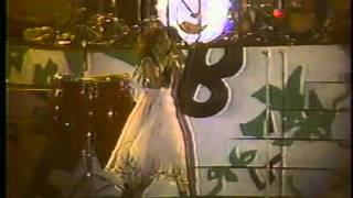 "REBECCA (レベッカ) ""Private Heroine"" 大阪マリンフェス'87 のステー..."