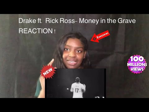 Download Drake - Money In The Grave ft. Rick Ross REACTION !