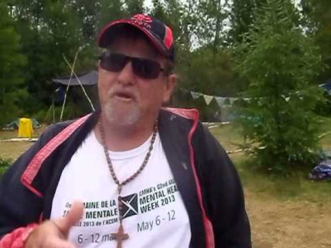 Native from Elsipogtog First Nation asked Blogger of the end of the Anti Shale Protest