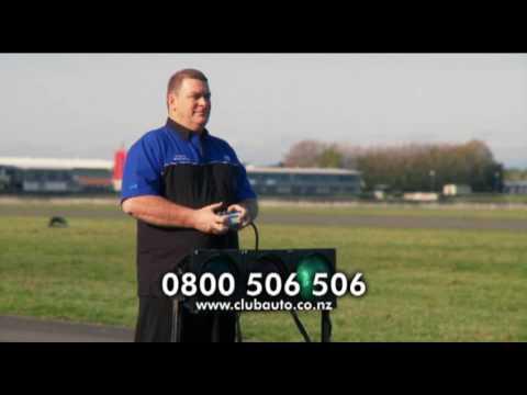 Club Auto Insurance Driver Training TVC