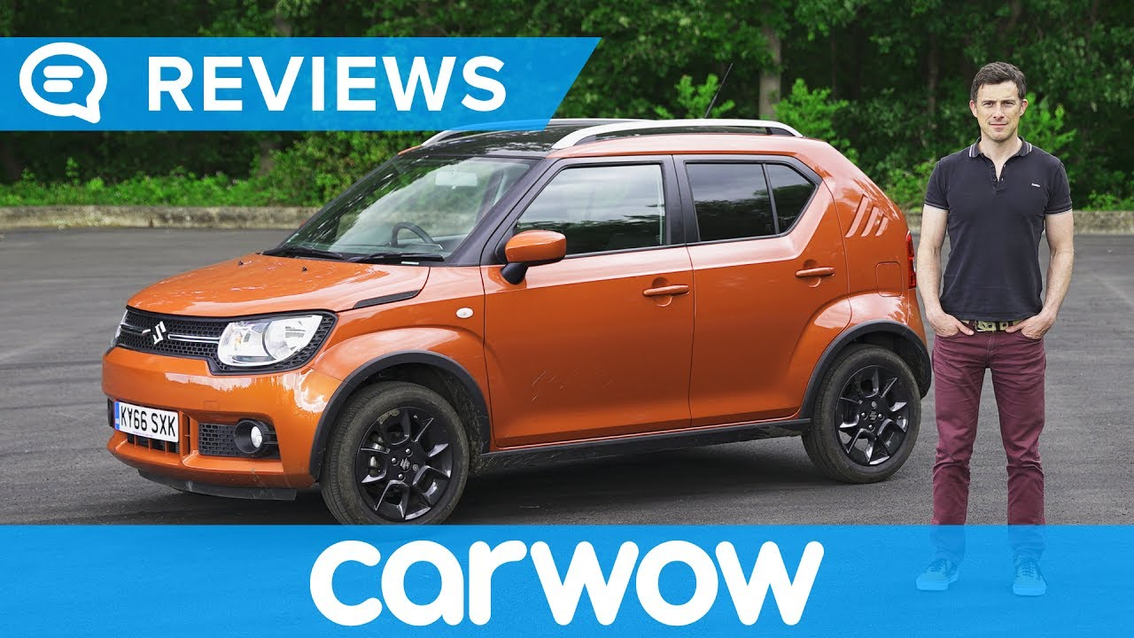 suzuki ignis 2018 review mat watson reviews youtube. Black Bedroom Furniture Sets. Home Design Ideas