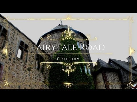 Fairytale Road Tour - Germany Travel Vlog