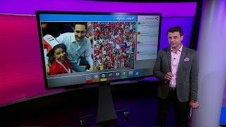هل منع علاء وجمال مبارك من حضور مباريات مصر في كأس الأمم الأفريقية؟