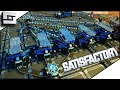 Building A Reinforced Iron Plate Factory In Satisfactory Early Access Gameplay E11