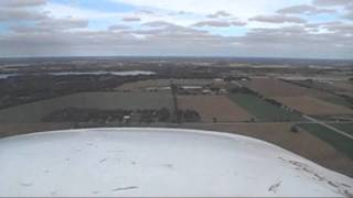 Wisconsin Farm Flying