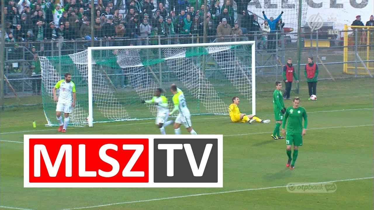 Paintsil Josiph gólja a Paksi FC  – Ferencvárosi TC mérkőzésen