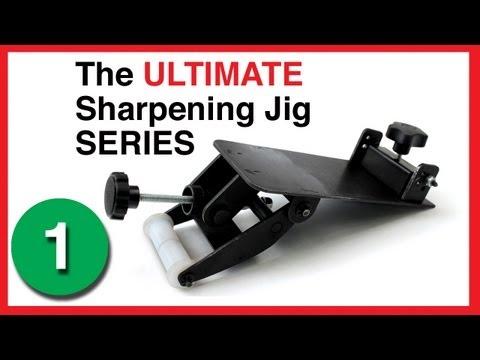 Diy Lathe Sharpening Jig By Al Furtado Funnycat Tv