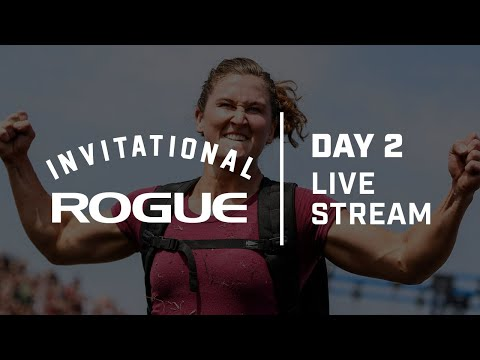 2020 Rogue Invitational | Day 2 - Full Live Stream