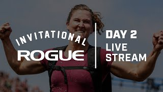 2020 Rogue Invitational | Day 2 - Full Live Stream