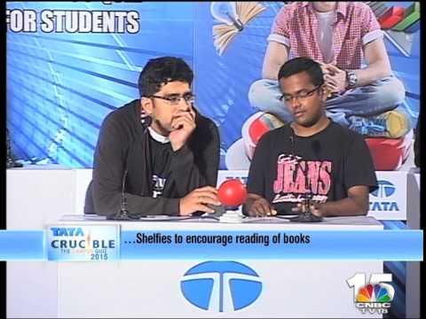 Tata Crucible Campus Quiz 2015 - East Zone Finals Part 1