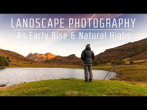 Landscape Photography | An Early Rise and Natural Highs