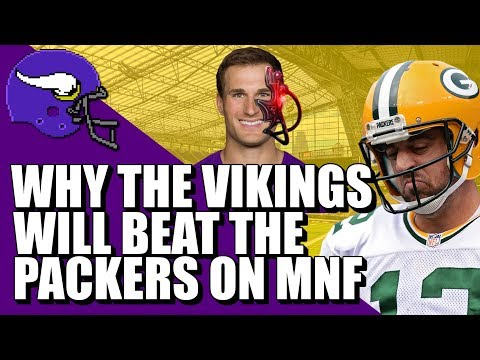 Why The Vikings Will Beat The Packers: A Manifesto