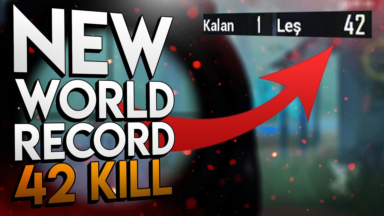 42 KILLS NEW WORLD RECORD | SOLO VS SQUAD | PUBG MOBILE  | BEST PLAYER SANHOK GAMEPLAY (TURKEY)