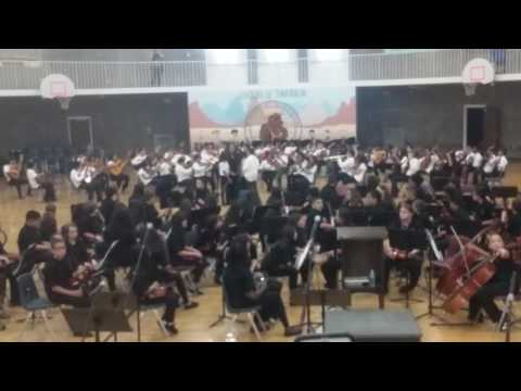 WoodBury Middle School Orchestra And Mariachi Spring Concert 2016