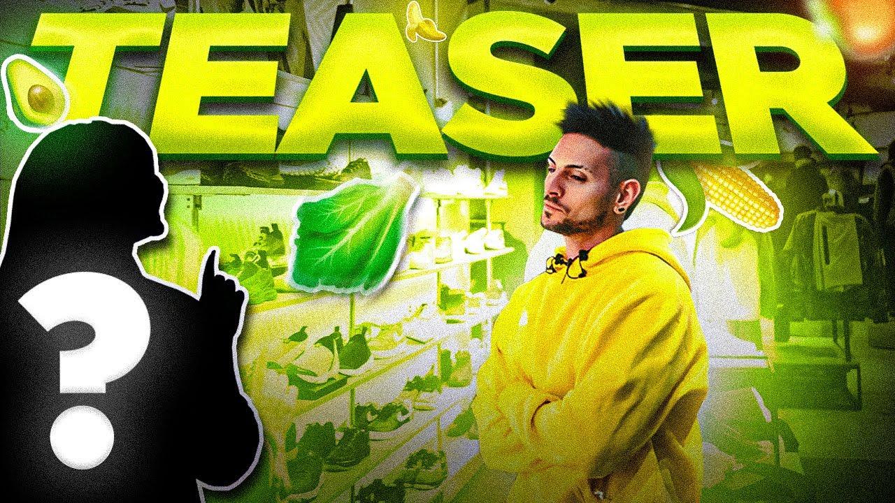 Download #VEGANIKE 3 FT. ?? 🥦 [Teaser]