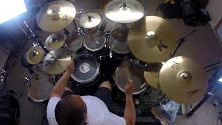 In Exile (The Pineapple Thief) Drum Cover by Serk Suleyman