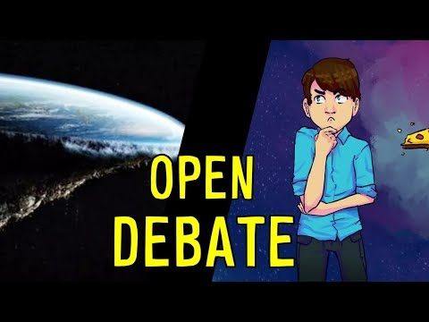Please Bring Evidence This Time - Flat Earth Open Debate thumbnail