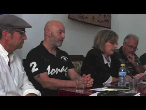 Presentación de tres libros en Cartagena