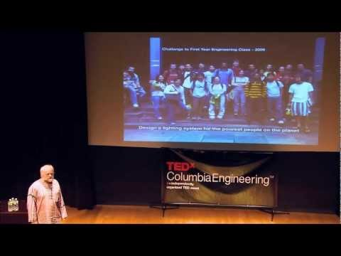 Working With... Engineering for the Middle of Nowhere: Toby Cumberbatch at TEDxColumbiaEngineering