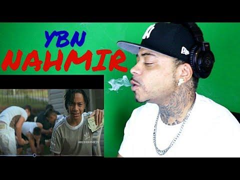 YBN Nahmir  Rubbin Off The Paint REACTION