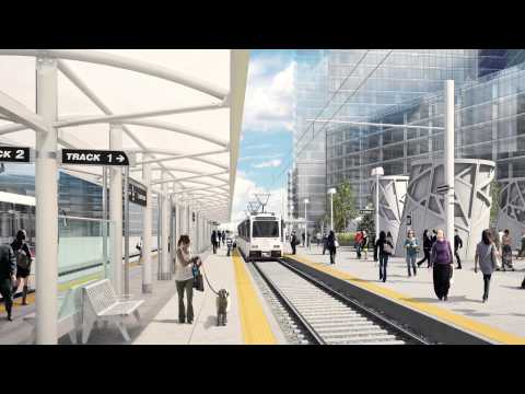 Denver Union Station Neighborhood Transformation | Skidmore, Owings & Merrill LLP