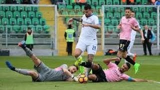 Video Gol Pertandingan Palermo vs Cagliari