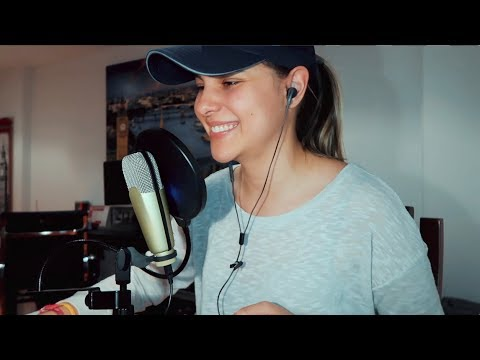 """""""Oceans"""" (Where Feet May Fail) Hillsong United Cover by Laura Stangl"""