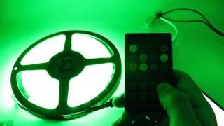 RGB контроллер цветомузыкальyый RF Мини(Цветомузыкальный RGB контроллер для светодиодной ленты. Радио сигнал. Прочитать подробнее или купить можно..., 2014-05-27T20:24:11.000Z)