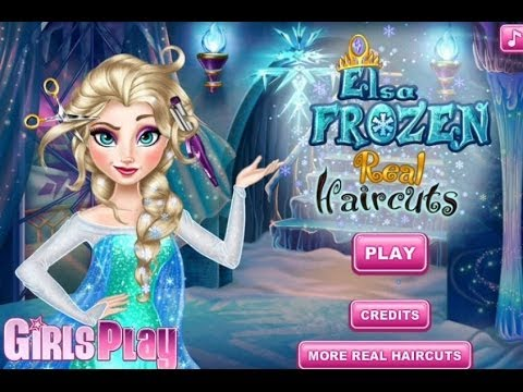 real haircuts games frozen elsa real haircuts 겨울왕국 게임 엘사 헤어컷 1354 | hqdefault